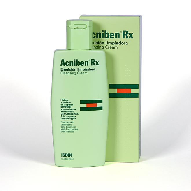 ACNIBEN RX EMULSION LIMP 200ML