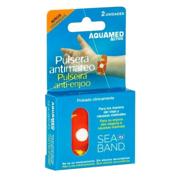 AQUAMED PULSERA ANTIMAREO NIÑO