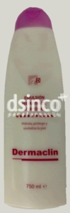 DERMACLIN EMULSION 750ML
