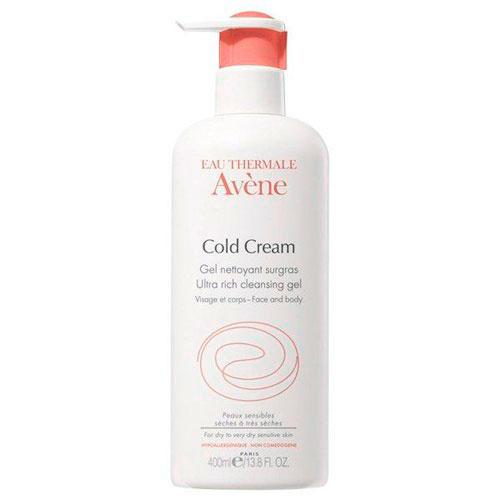 AVENE COLD CREAM GEL LIMP 400