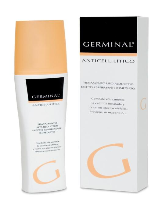 GERMINAL ANTICELULIT GEL 200ML