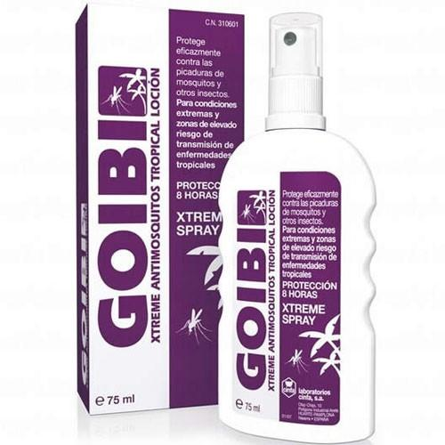 GOIBI XTREME SPRAY ANTI MOSQUITOS 75ML