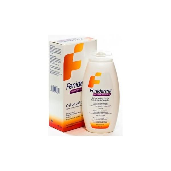FENIDERMA GEL BANO DUCHA 500ML