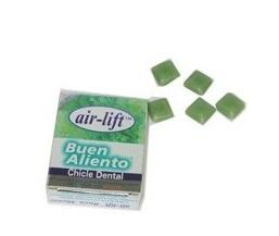 AIR LIFT CHICLE ACEITE OLIV 10