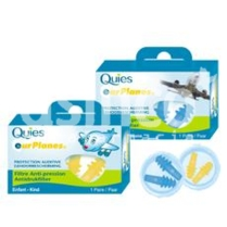TAPONES QUIES GOMA AVION AD 2U