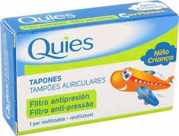 TAPONES QUIES ANTIPRES INF 2U