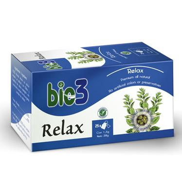 BIE3 RELAX 25 INFUSIONES