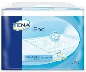 TENA BED PLUS 80X180 20 U