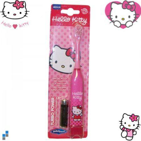 VISOFAR CEPILLO A PILAS HELLO KITTY