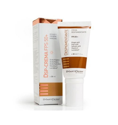 MARTIDERM CRE DESPIGME FPS50+ 40ML