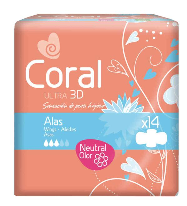 COMP CORAL ULTRA ALAS NORMAL 14 U.