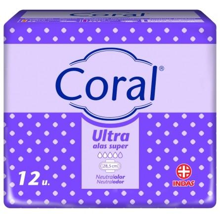 COMP CORAL ULTRA SUPER ALAS 12 U
