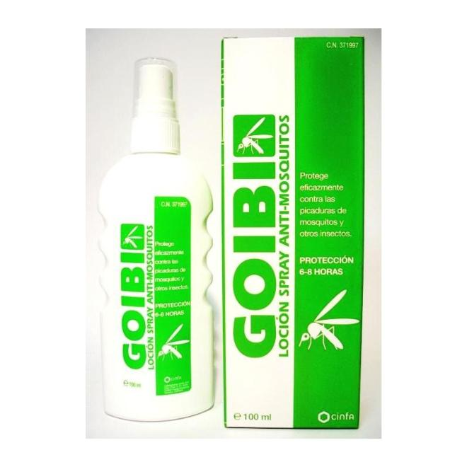 GOIBI ANTI MOSQUIT SPRAY 100ML
