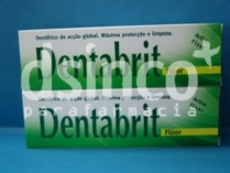 DENTABRIT PASTA FLUOR 75 ML