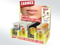 EXPOSITOR CARMEX BLISTER 6 X 4 RELL