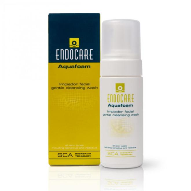 ENDOCARE AQUAFOAM LIMPIADOR 125ML