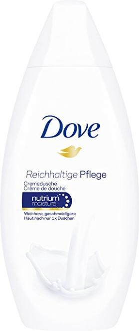 GEL DE DUCHA DOVE 50 ML.
