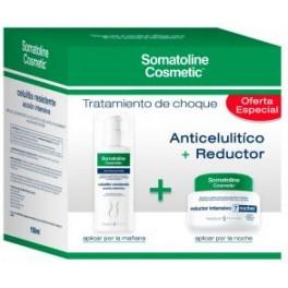 SOMATOLINE COSMETIC TRAT.CHOQUE 450 + 150 ML