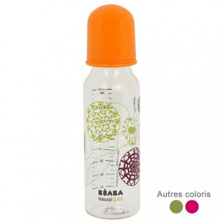 BEABA BIBERON 250 ML. GYPSY (TRENDY)