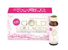 PURE GOLD COLLAGEN 10 FRASCON 50ML