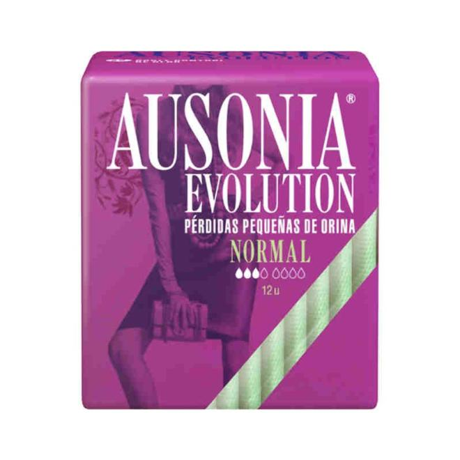 AUSONIA EVOLUTION NORMAL 12 U (DESCATALOGADA)