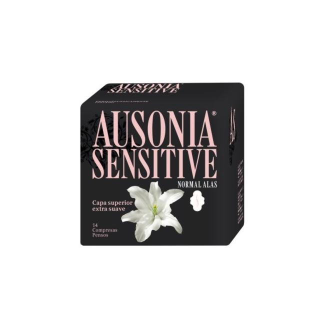 AUSONIA SENSITIVE ALAS NORMAL 14