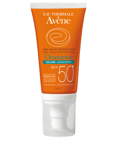 AVENE CLEANCE SOLA SPF50+ 50ML