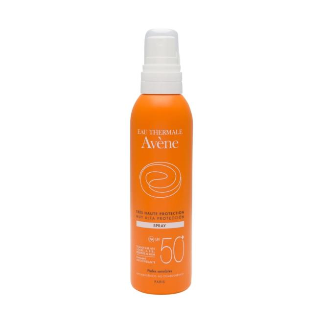 AVENE SPRAY SOLAR SPF 50+200 ML