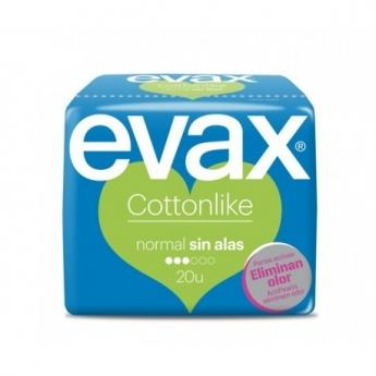 COMP EVAX COTTONLI NORMAL 20(DESCATALOGADA)