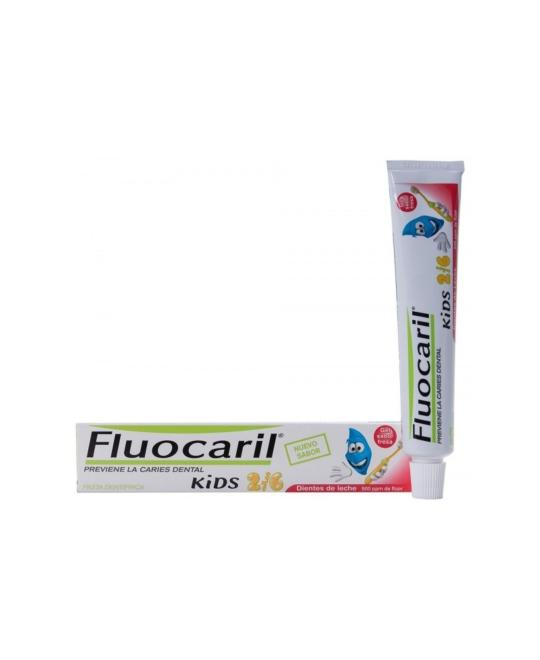FLUOCARIL KIDS GEL FRESA 50 ML