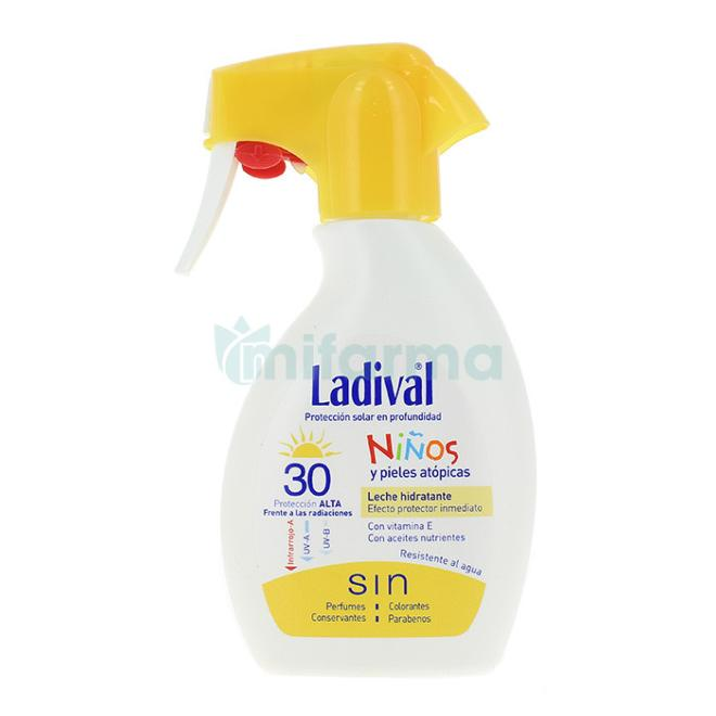LADIVAL SPRAY NIOS FPS30 200