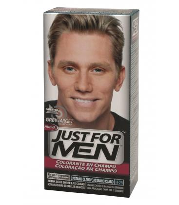 JUST FOR MEN CASTAO CLARO