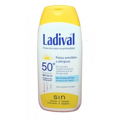 LADIVAL GEL-CREMA FPS 50+ 200