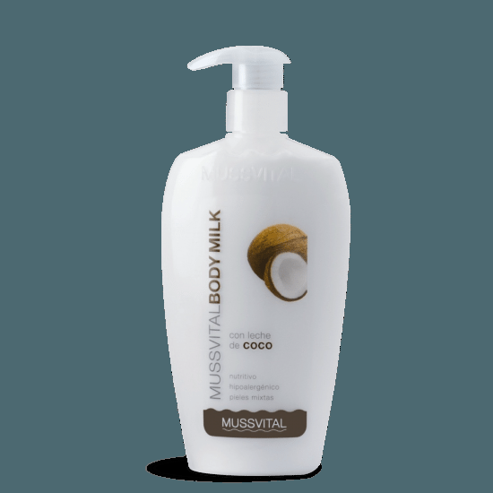 MUSSVITAL BODY MILK COCO 300ML