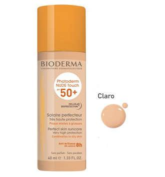 BIODERMA PHOTODERM NUDE SPF 50+ COLOR NATURAL 40M