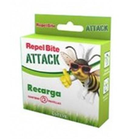 REPEL BITE ATTACK RECARGA 2 PASTI