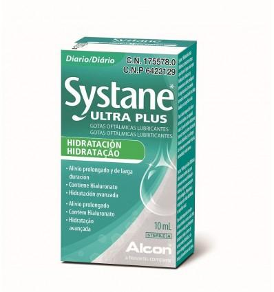 SYSTANE ULTRA PLUS HIDRAT 10ML