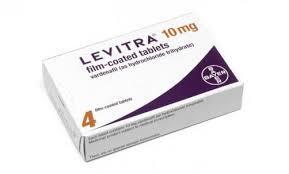 LEVITRA 10MG 4 COMPRIMIDOS