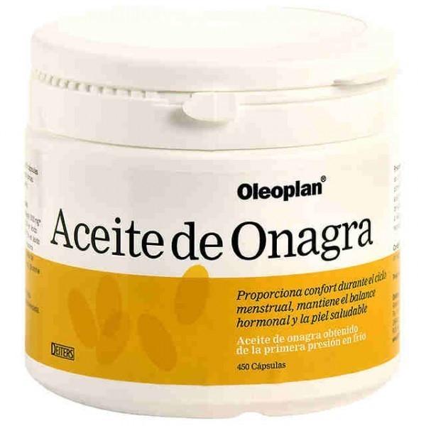 ACEITE ONAGRA 500MG. 450CAP