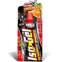 AMIX ISOGEL ENERGY SHOCK JUICE ORANGE 70ML