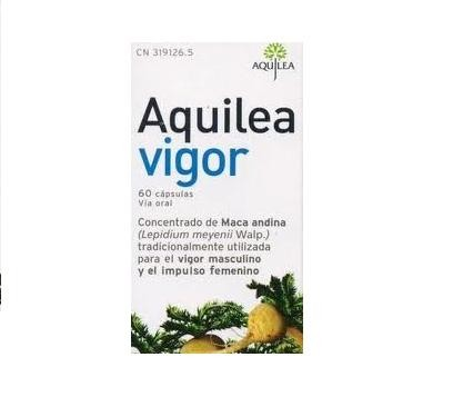 AQUILEA VIGOR 60 CAPS