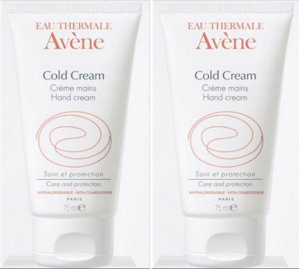 Avene Cold Cream crema manos 50ml duplo