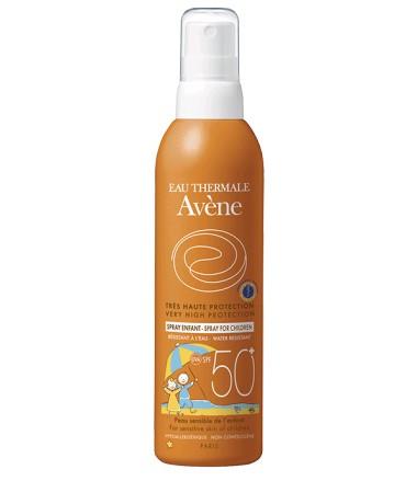 AVENE SOLAR ENFANT SPF50 SPRAY 200ML