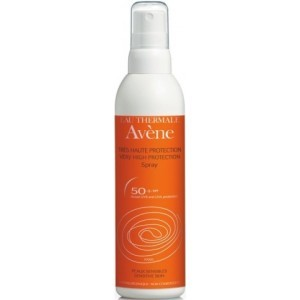 AVENE SOLAR SPF50 SPRAY 200ML