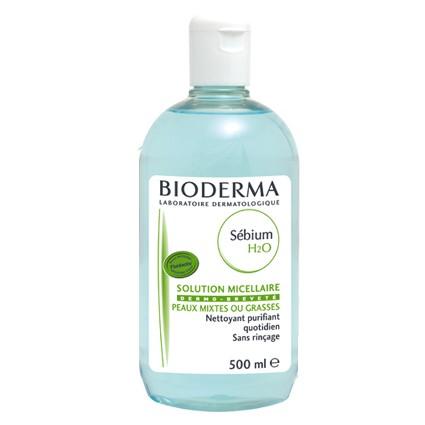 BIODERMA SEBIUM H2O SOLUCION MICELAR 500ML