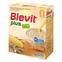 BLEVIT PLUS PAPILLA 8 CEREALES 600GR