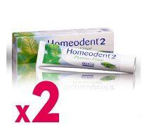 Boiron Homeodent dentífrico homeopático limón 75ml x2 unidades