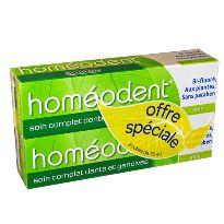 BOIRON HOMEODENT DENTIFRICO ANIS 75ML X2