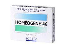 BOIRON HOMEOGENE N.46 60 COMP