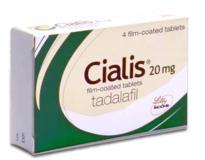 CIALIS 20MG 4 COMPRIMIDOS